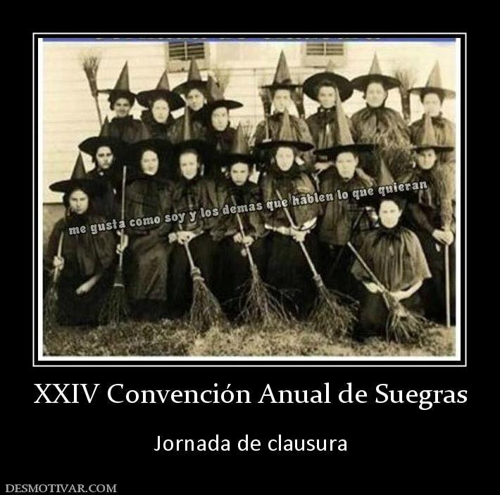 XXIV+Convención+Anual+de+Suegras++Jornada+de+clausura