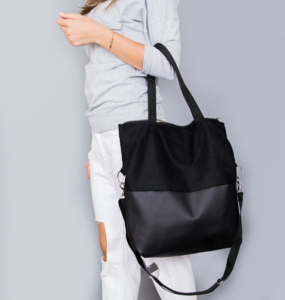 TORBA SIMPLE DUO - ---drops--- - Torby na ramię