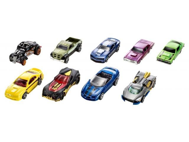 Hot Wheels Cars Toys - 9 Car Gift Pack | Free Ads Posting