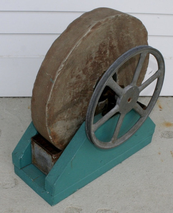 Marble Water Wheels : The best images about grinding wheel on pinterest