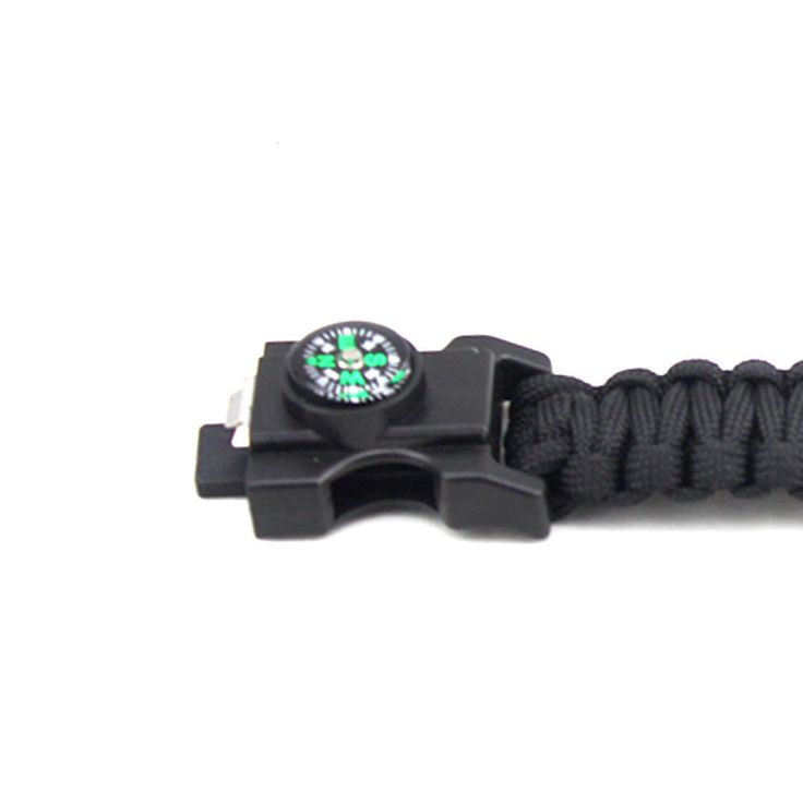 20 In 1 Multifunctional Waterproof Survival Bracelet Wrist Band Camping Hiking Emergency Tools Sale - Banggood.com