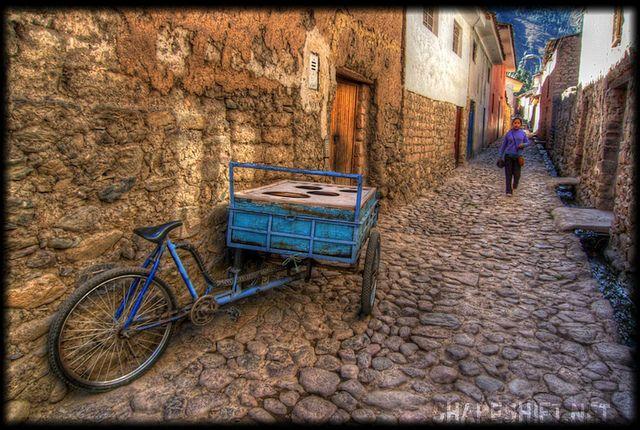 世界遺産 クスコ市街 クスコ市街の絶景写真画像  ペルー