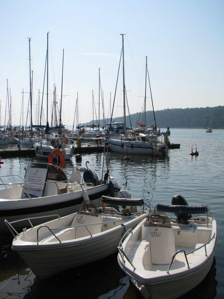 Śniardwy - the largest lake in Poland