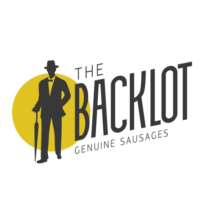 The Backlot Logo by Studio AIO