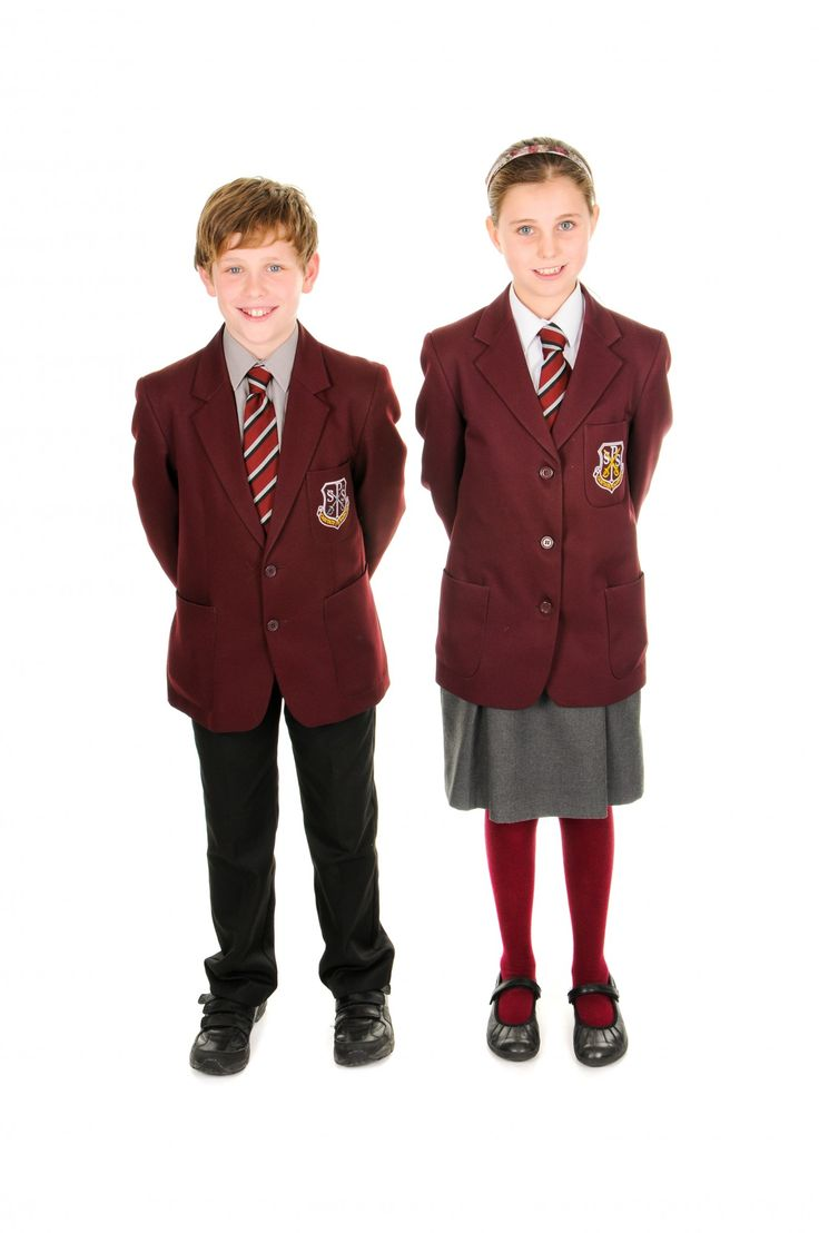best images about pro con school uniform  girls maroon blazer school tie white blouse trutex box pleated dark grey skirt maroon socks or tights boys maroon blazer school tie grey