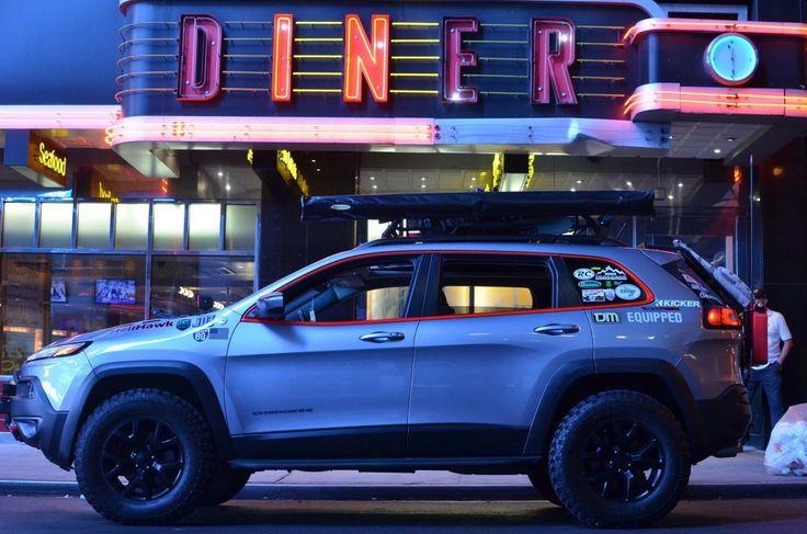 2 Inch Lift Kit: 2014-2019 Jeep Cherokee KL | Jeep | Jeep ...