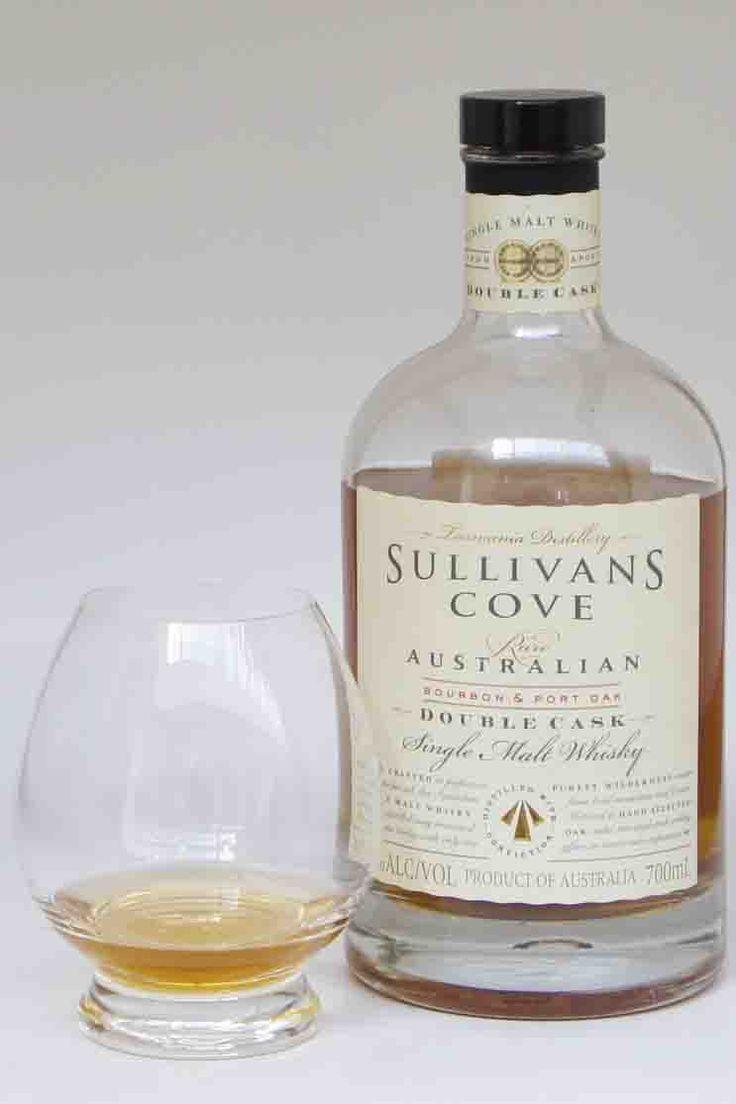 Sullivans Cove Double Cask #Whisky #australia #worldwhisky #tastingnotes #whiskyoftheweek