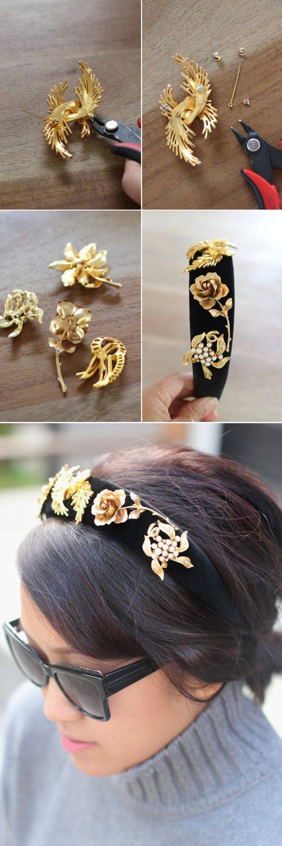 19 best diy dolce and gabbana images on pinterest | hairstyles