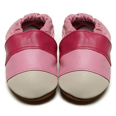 Sweet Candy - Soft Sole Baby Shoes | RECOMMENDED by podiatrists as the best first shoe choice I Fox & Frog