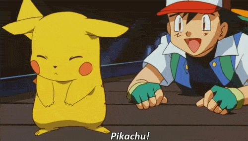 pikachu gif | Tumblr                                                       …