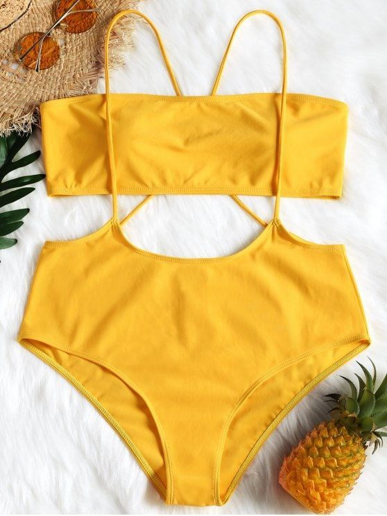 71af0693d0 It would be a distinctive and charming two-piece swimwear