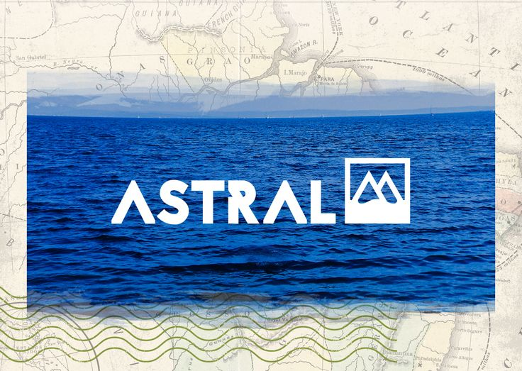 """Check out my @Behance project: """"Astral - Logotype"""" https://www.behance.net/gallery/43551775/Astral-Logotype"""