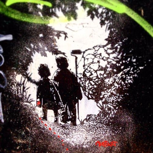 """""""Just wait, Gretel, until the moon rises & then we shall see the way home…"""" ☛  