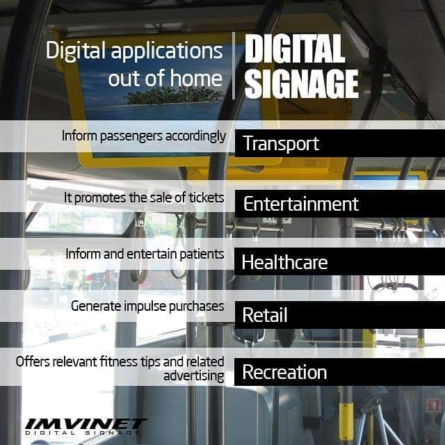 Digital Signage has broken paradigms of communication and has come to inform through various means of transportation offering passengers relevant public information and advertising while traveling to and from work on buses trains and subways airports. You can generate the purchase of tickets with announcements of current and future films outside the theater and inside the theater in the lobbies. Digital Billboards are also widely used in medical offices clinics and hospitals with health…