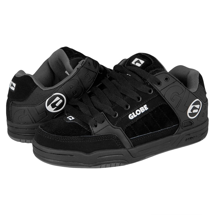 Globe Skate Shoes | Globe Tilt Skate Shoe Black/Black