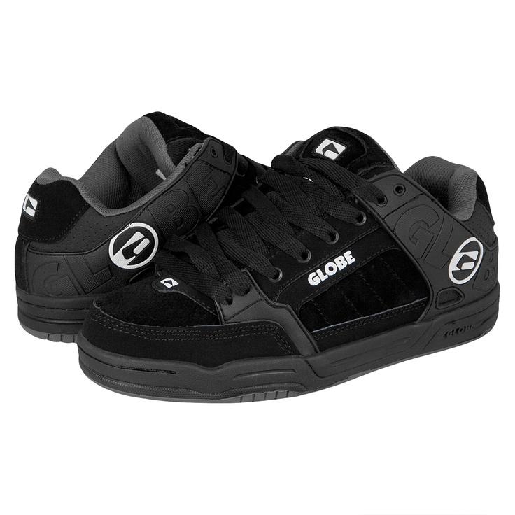 Globe Skate Shoes   Globe Tilt Skate Shoe Black/Black