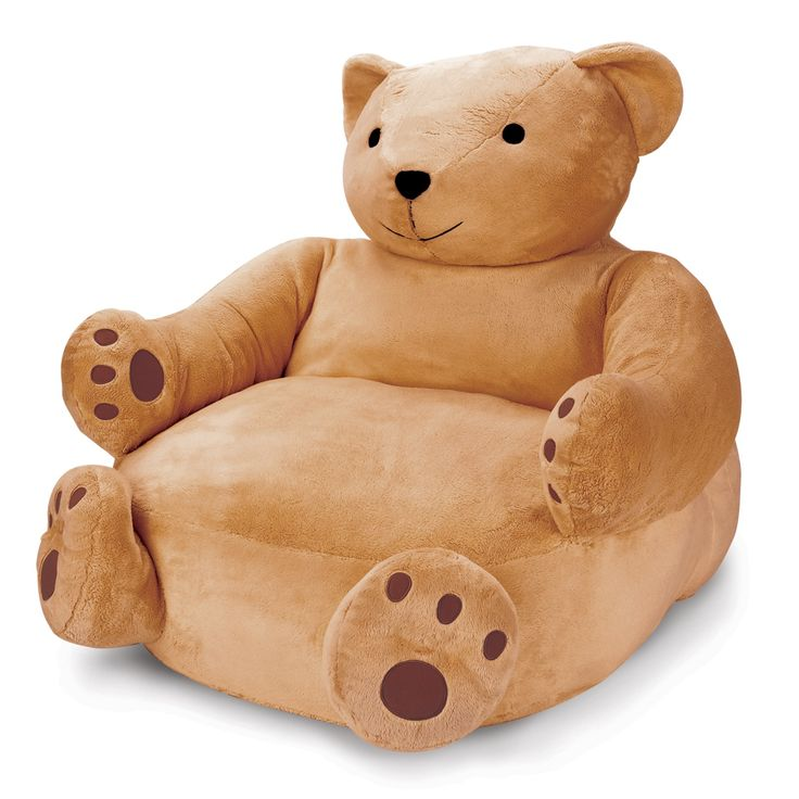 Brown Bear Chair, So Cute