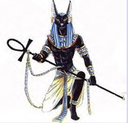 Anubis (Egyptian god) | Home decor