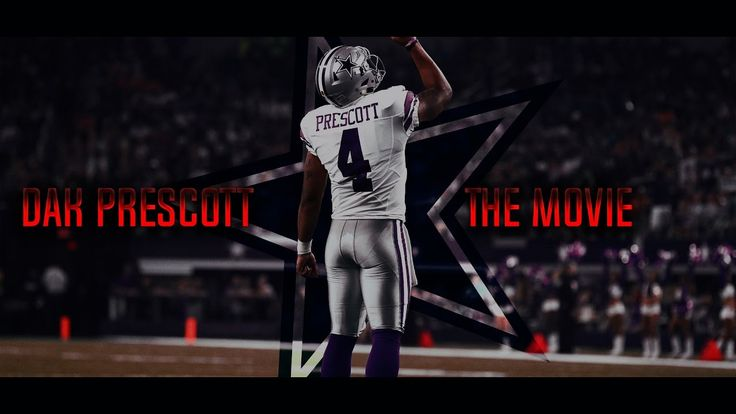 Dak Prescott || The Rookie || Movie ᴴᴰ [ @dak ]