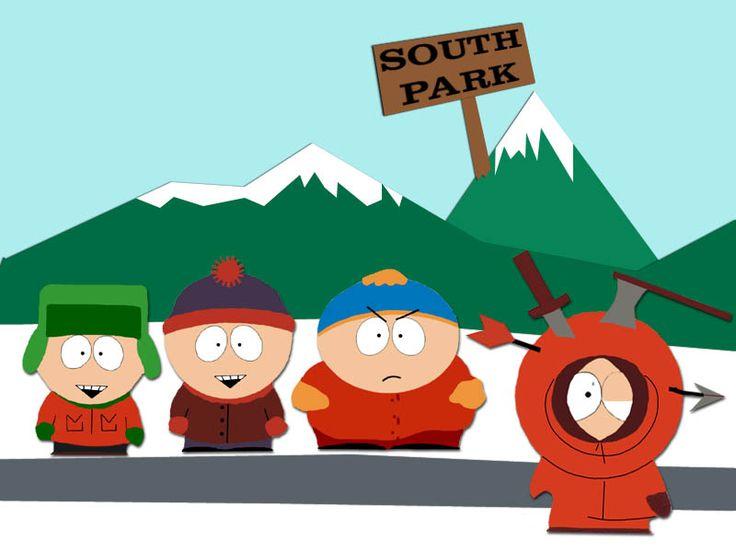 Yes, I admit it. I am a South Park fan.