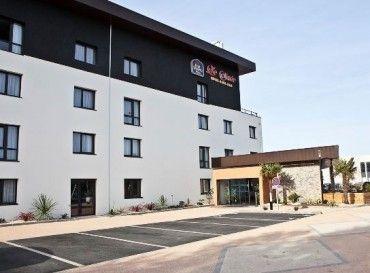 Best Western Plus Le Colisée Hôtel & SPA - Hôtel 3 étoiles pour séminaire d'entreprise à Nantes