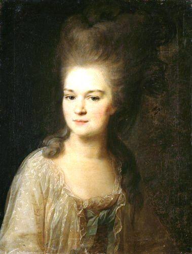 Графиня Анна Петровна Кутайсова (1760-1848), дочь Петра Терентьевича Резвого, с 1779 года была замужем за графом И.П. Кутайсовым