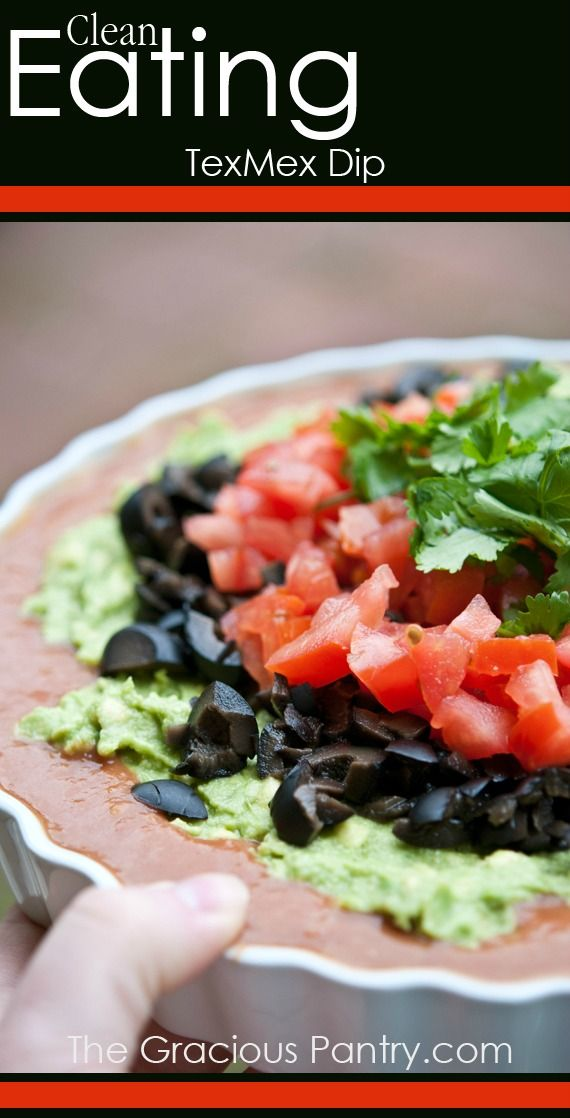 TexMex Dip. Perfect for your next barbecue!