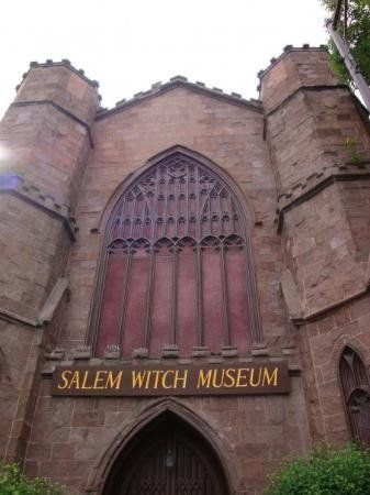 Salem Witch Museum. Salem, Massachusetts
