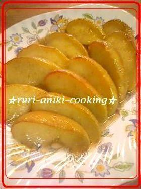 超簡単★フライパンで焼きリンゴ
