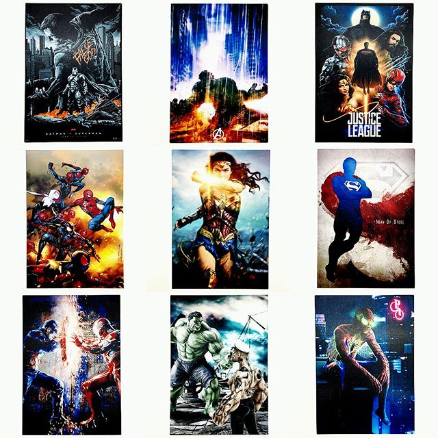 Placas Decorativas De Chapa!! Valor: R$1400 Dimensões: 285x20cm #superheroes #hero #justiceleague #marvel #ironman #wonderwoman #batman #hulk #spiderman #capitaoamerica #homemdeferro #superman #flash #guardiansofthegalaxy #darthvader #harrypotter #simpsons #unicorn #strangerthings #gameofthrones #breakingbad #netflix #wolverine #movie #decoracao #decor #saararj #rj Enviamos para todo Brasil  entre em contato pelo WhatsApp (21) 99767-8222 - Architecture and Home Decor - Bedroom - Bathroom…