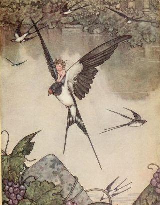 Hans Andersen's fairy tales by William Heath by emmeffe6, via Flickr