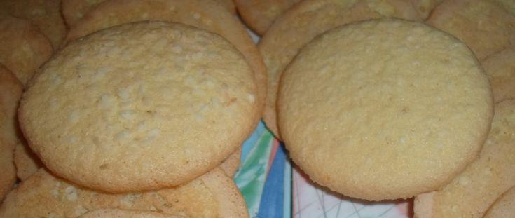 vi piace il cocco?allora provate questi biscotti sono una delizia e molto profumati.