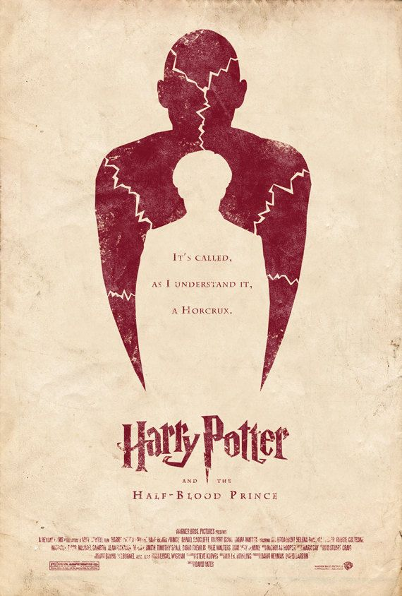 Harry Potter and the Half-Blood Prince By Adam Rabalais