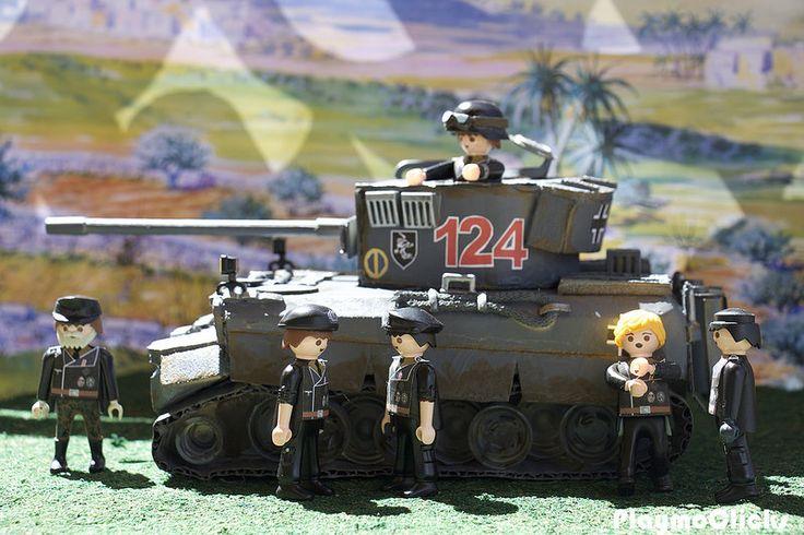 Tanques de la Segunda Guerra Mundial (Actualizado 4/Agosto/14)