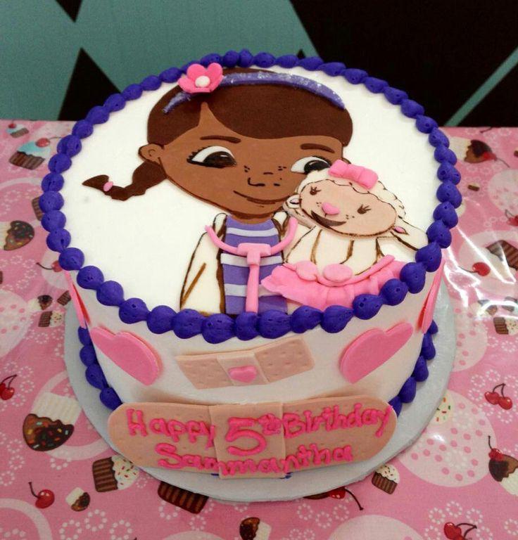 123 best images about Doc McStuffins cake on Pinterest ...