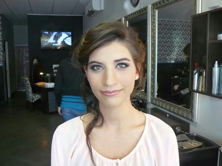 Make up done by harine