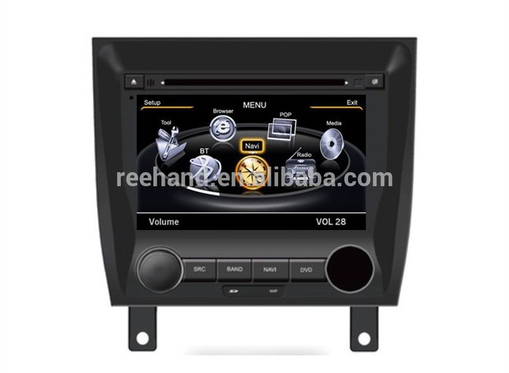 "7"" 2din 3G WiFi Touch Screen Car stereo For Peugeot 405 With GPS Navigation Stereo Radio Audio BT Free Map"