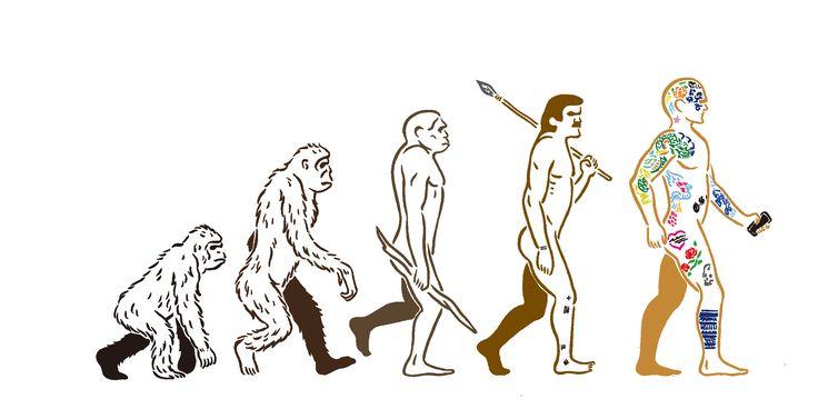 タトゥー進化論 01 人類最古の天然ミイラ 〈アイスマン〉のタトゥーは何を語る? | VICE JAPAN