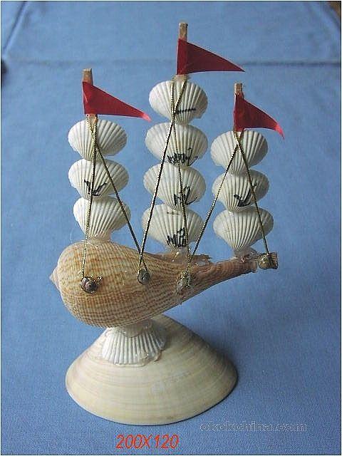Shell Sailing- would love to make