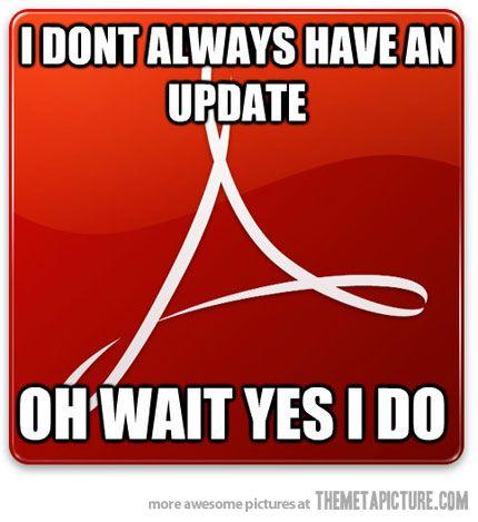 #Computer humor.