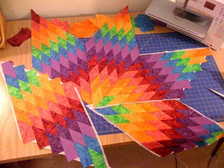 lone star quilt pattern | Suzie Q Quilts – Quilt Fabric, Fat Quarters, Exclusive Quilt Kits