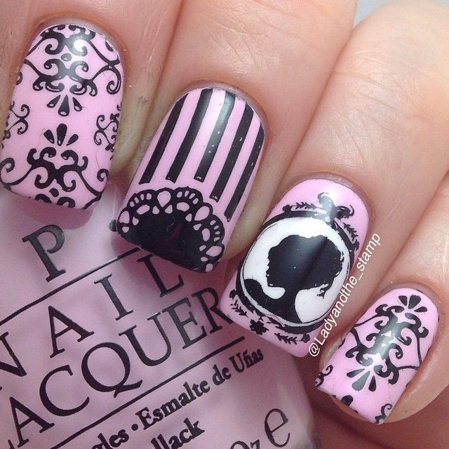 184 best Nail Art images on Pinterest | Cute nails, Nail designs and ...