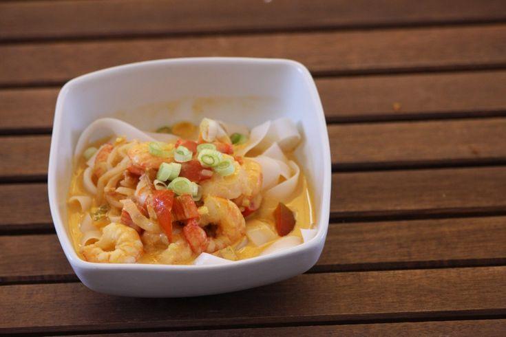 La zuppa thailandese