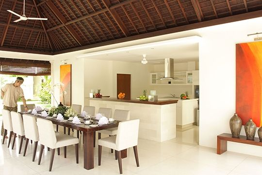 Villa Asante - Dining area - Canggu