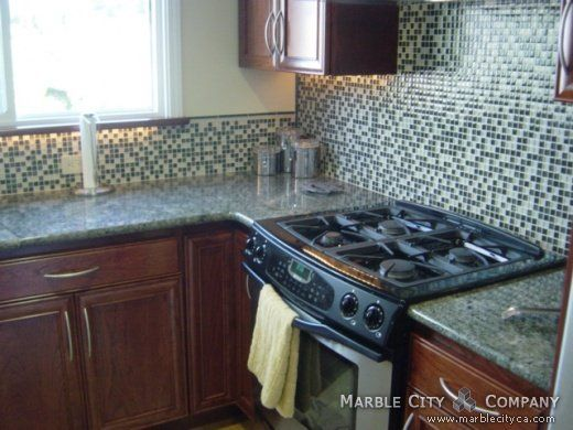 green countertop kitchen 26 best green granite kitchens images on 1363