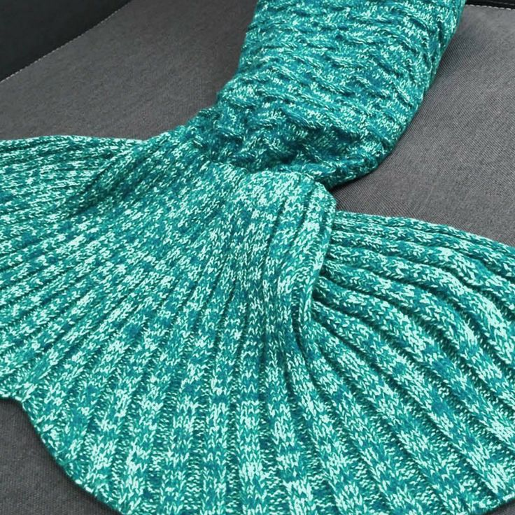Cozy mermaid blanket. Five different colors to choose from. Perfect Christmas gift for teen girl or anyone who loves to lounge around the house.