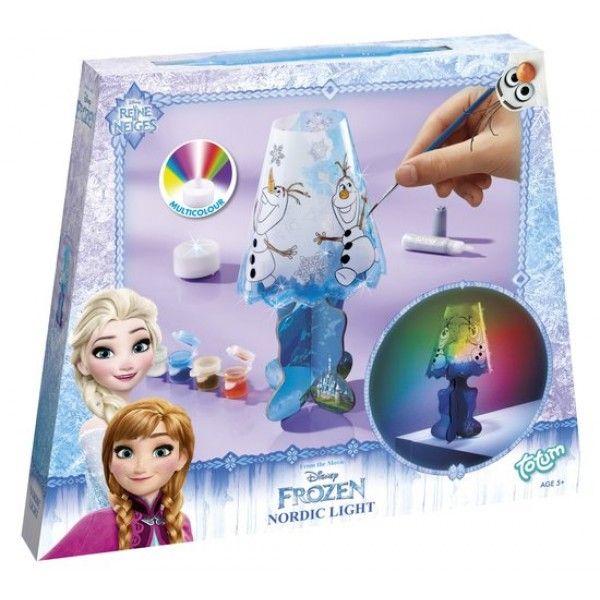 Frozen Nordic Light