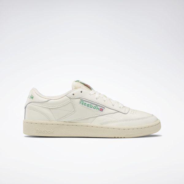reebok adidas cheap, reebok club c 85 vintage with chalk