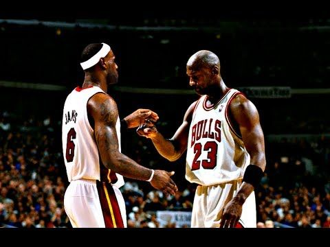 "LeBron James & Michael Jordan - ""Become a Legend"" - NBA 2013 Mix ᴴᴰ - http://weheartmiamiheat.com/lebron-james-michael-jordan-become-a-legend-nba-2013-mix-%e1%b4%b4%e1%b4%b0/"