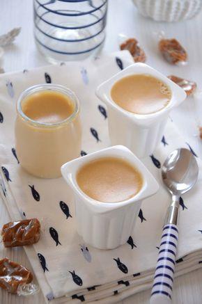 Panna cotta caramel au beurre salé